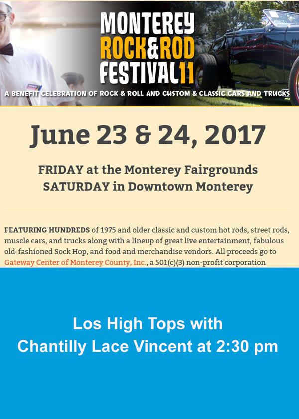 Monterey Rock & Rod Festival 11